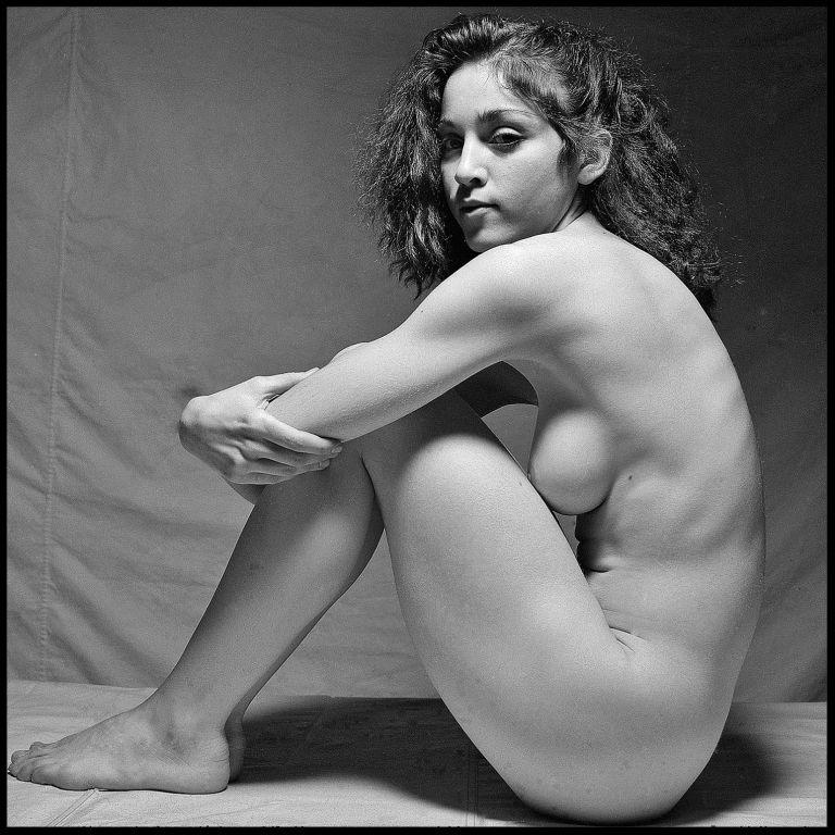 madonna pose for playboy