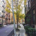 West Village stroll #latergram https://t.co/UKPFwEc1UB