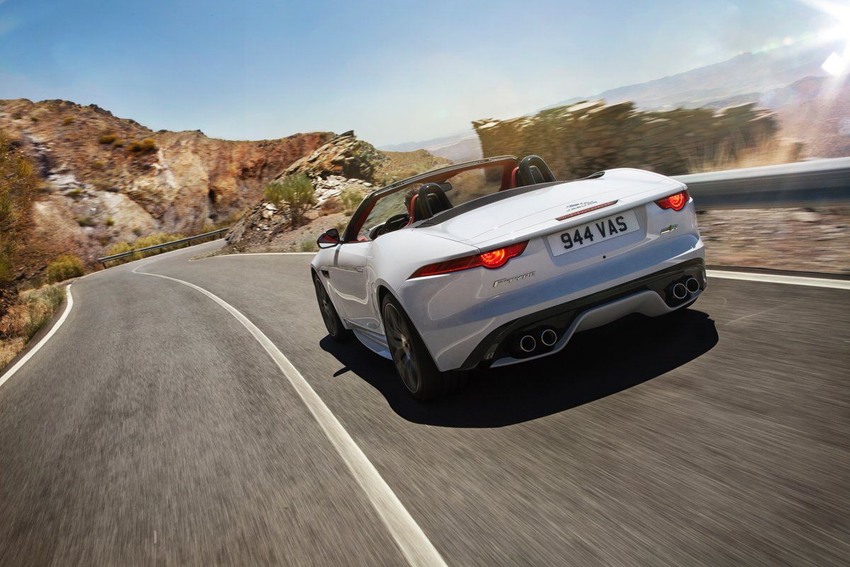 Roar Into The Weekend With The #FTYPE. Build Your Own Now: Https:
