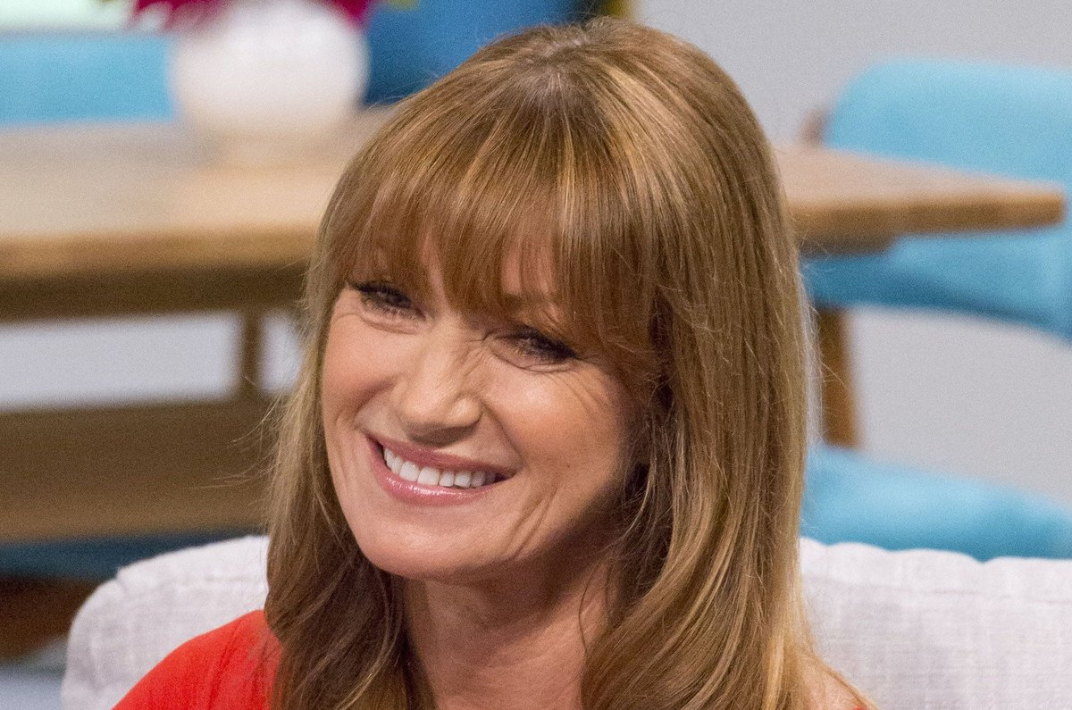 RT @loosewomen: Today @andrea_mclean @LindaRobson58 @nadiasawalha and Jane Seymour are joined by @jamieoliver https://t.co/rDhXPWTeoV