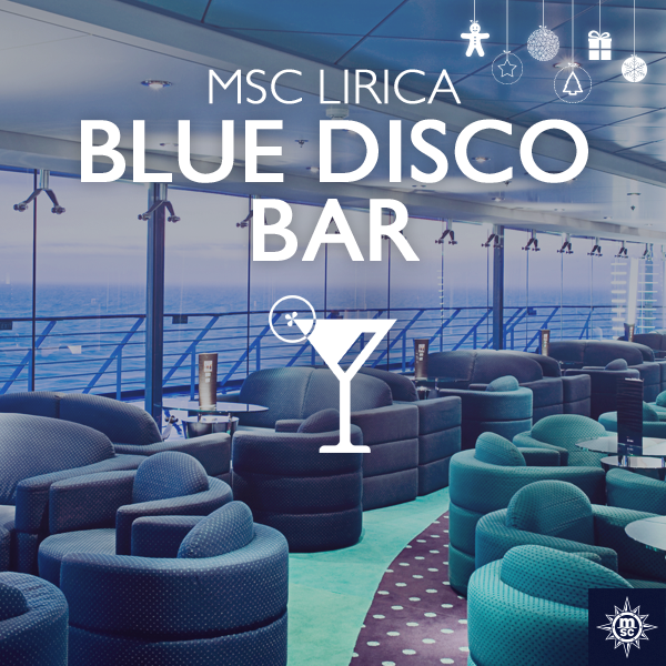 From dad dancers to dancing queens, show off your moves at the Blue Club Disco! #MSCLirica #CruiseChat https://t.co/XrprdFLOGp