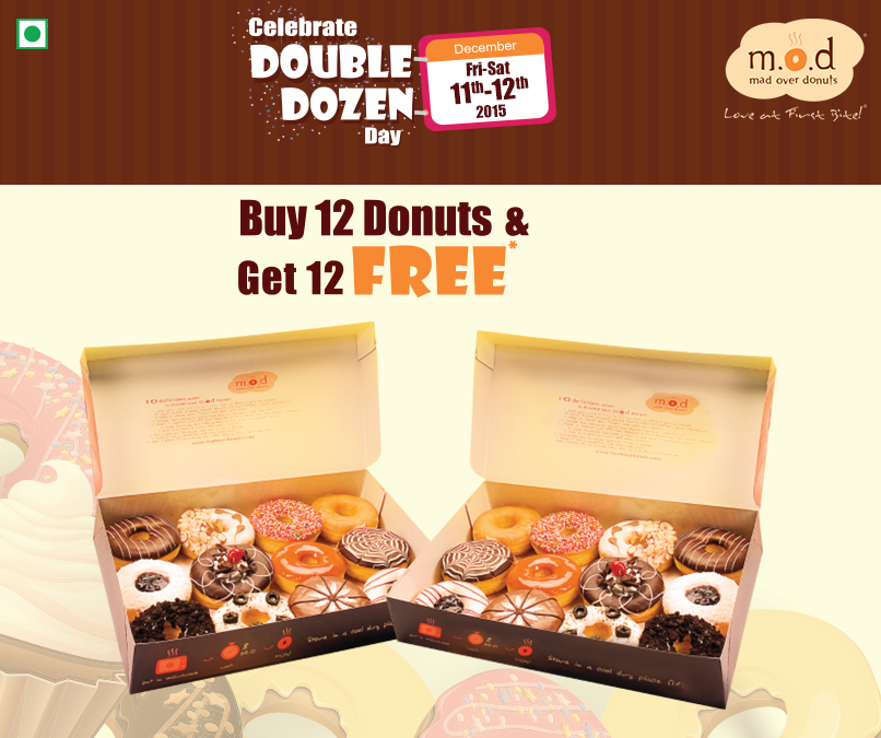 #ContestAlert Here's a simple #contest for you! RT this tweet & stand a chance to win a box of 12 donuts! :) https://t.co/nwwuzJMzFP