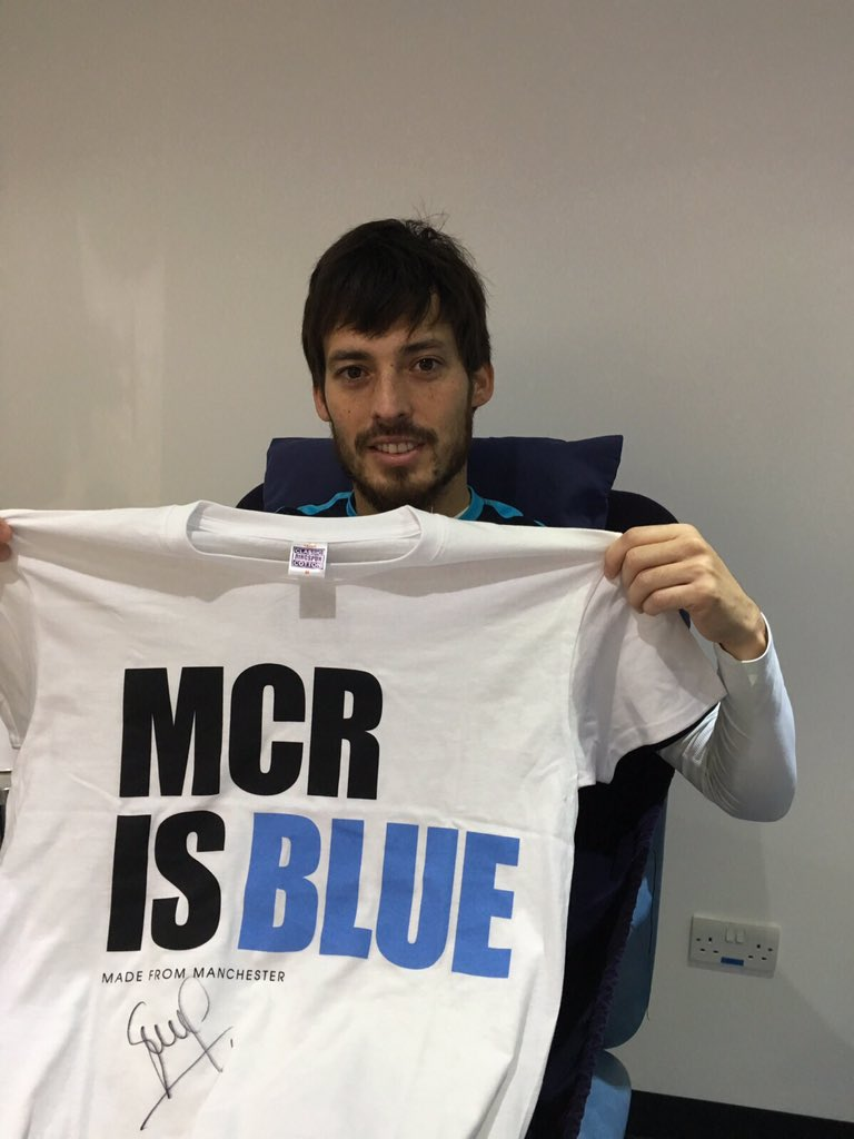 Great Tee shirts supporting Teenage Cancer Trust from Cal, a Big Blue! @Made_From_Manchester  #MadeFromManchester https://t.co/H1CRm69BKT