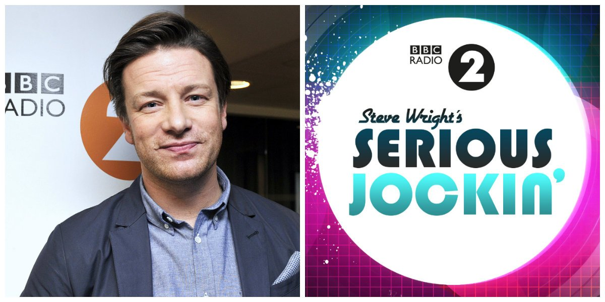 RT @BBCRadio2: On the week's final Big Show - Friday Foodie Fun with @jamieoliver plus after 4 it's the return of #seriousjockin! https://t…
