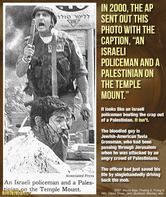 Graphic example of anti-Israel media distortion. https://t.co/UYd866KCRK
