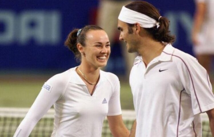 Roger Federer and Martina Hingis to team up at Rio 2016 ... Ljubicic