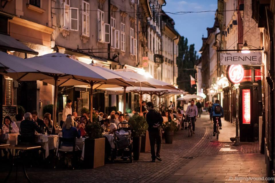 A6: #Ljubljana may be one of the smallest capitals but big on charm! https://t.co/JLaaUT3wtM #JAchat @VisitLjubljana https://t.co/qKVutyKBBs