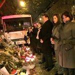 Panamá honra memoria de víctima de atentados en París. https://t.co/H80hmRuwjy https://t.co/WTehhkNUuI