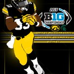 We will be the home team in the #B1GFCG donning our classic black and gold | #Hawkeyes https://t.co/cxxGxvbkW7