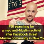 FBI searching for terrorist after Facebook threat to a New York community: https://t.co/K9Gy98MCbi #p2 #tcot https://t.co/wPfBXTl9Lm