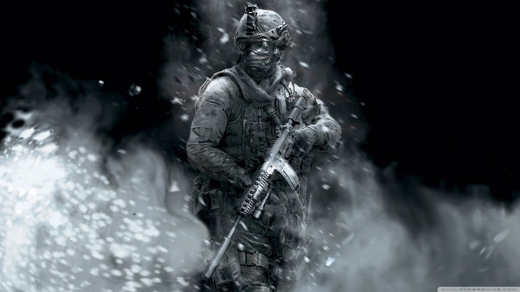 Do you think @InfinityWard should create a sequel to the Modern Warfare series or Ghosts. RT if MW. Like if Ghosts. https://t.co/oif1yvTSqn