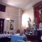 @milagrosagrupo nueva hermandad de penitencia. Lee el decreto el párroco. Aplausos. ???? @svq1964 #sevillahoy https://t.co/Iql6iqtbEK