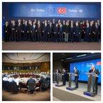 My remarks following todays #EUTurkey Leaders meeting: https://t.co/HgukrZF8pr https://t.co/IKRwjreTJ4
