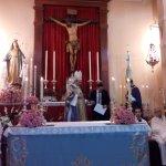 Entrega del decreto y lectura del mismo por parte del párroco de @milagrosagrupo ???? @svq1964 #sevillahoy https://t.co/PY61qQtJ4N