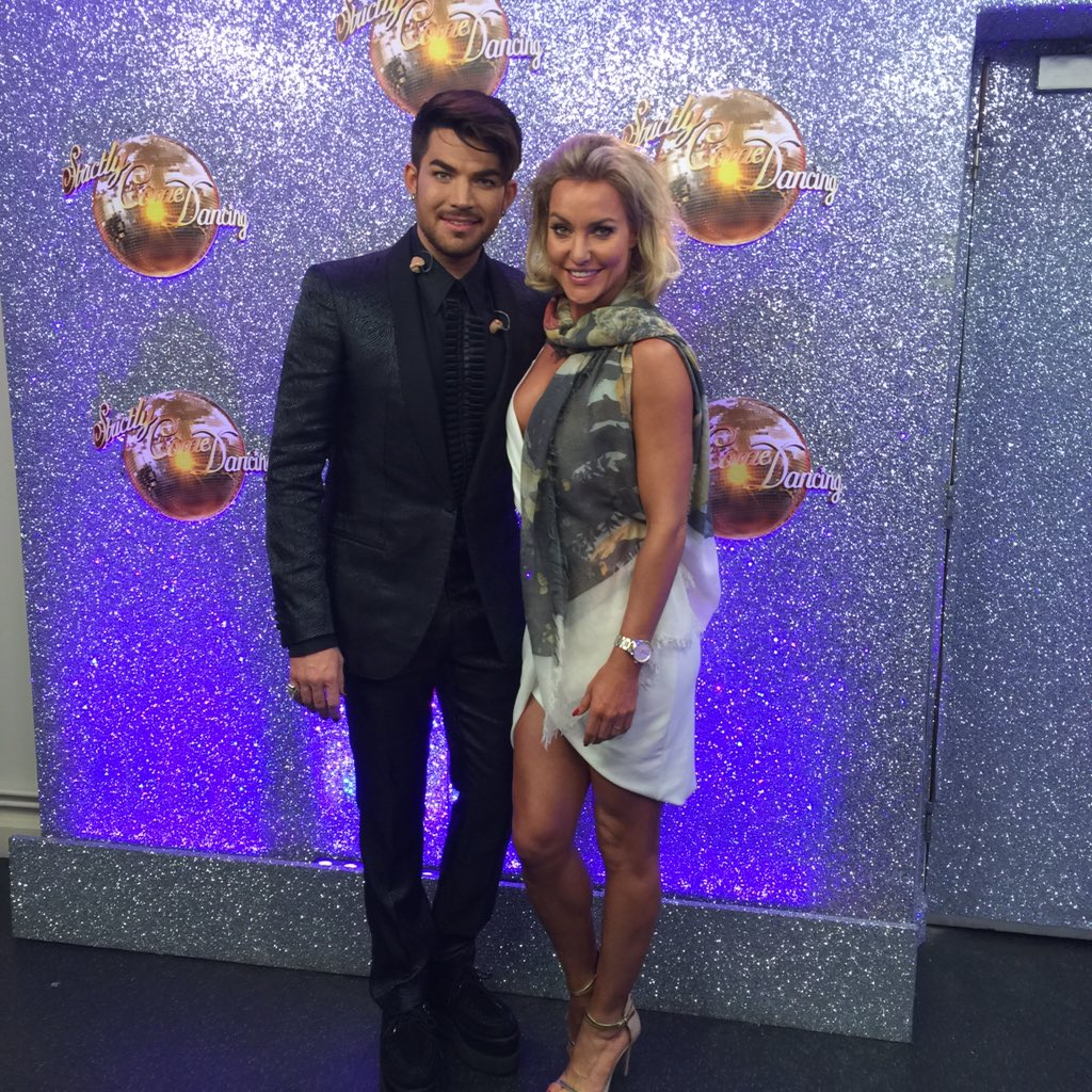 @bbcstrictly Sunday results show, @adamlambert & @ildivoofficial entertainment at its best! ✨ https://t.co/VQ11ksfuoT