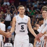 This is cool: BYU's Kyle Collinsworth breaks Shaq's NCAA record for career triple-doubles. https://t.co/JTTDukXFml https://t.co/HDrWqC2SjO