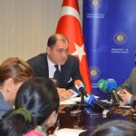 Meeting with the #Bulgarian press corps #Turkish Embassy #Sofia https://t.co/FFunYogkLU https://t.co/IodmhSesN7