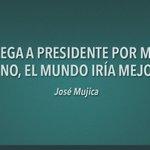 El papel de la sabiduría en el camino a ser presidente, según #MujicaDeVuelta https://t.co/dekKf01gNu