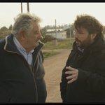 """#MujicaDeVuelta Pepe: """"No se llega a Presidente por sabio, sino el mundo iría mejor"""" ???????????? @jordievole https://t.co/RtWJeYwIxv"""