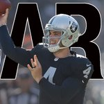 TOUCHDOWN @RAIDERS. Carr to Roberts for the 2nd time today to take the lead with under 2 minutes to play. https://t.co/RzfJuy5nHJ