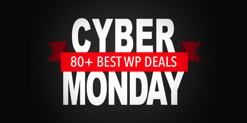 85+ #WordPress Black Friday & Cyber Monday 2015 #Coupons & #Deals so you can save big! https://t.co/rFy2bxTtEc https://t.co/TSFtYUxFib