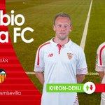 Segundo cambio en el #SevillaFC, entra Krohn-Dehli por @ciroimmobile #vamosmisevilla #SFCvVCF https://t.co/z6AF033txs