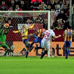 ¡FINAL en el Pizjuán! Sevilla 1 (Escudero) v Valencia 0 https://t.co/rky5itw2EO