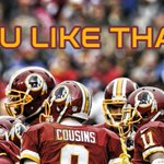 Dont look now...but the Redskins are 1st in the NFC East. https://t.co/oZfmcN5zsU