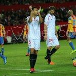 El #SevillaFC se coloca 10° en la tabla a 3 de puestos europeos y a 6 de los puestos Champions. #LigaBBVA https://t.co/vu2FcMwdJy