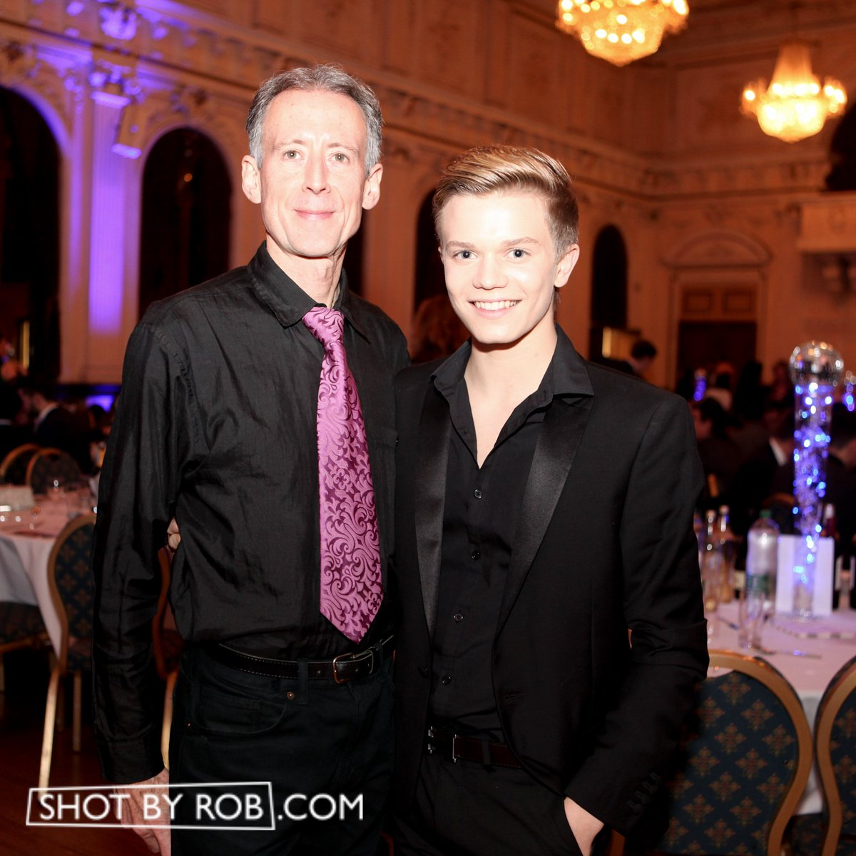 @RonanParke at @PT_Foundation #EqualityBall2015 @PeterTatchell. View the photos at https://t.co/BvyCqX2ab1 https://t.co/x5fb8r6CNV