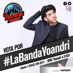 Dont let @Yoandrl down, RT and vote for him here! >> https://t.co/k32kkouYdq https://t.co/elZl5At999