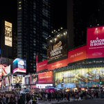 Time Square - New York, New York #aSaviorIsBorn https://t.co/DQc5mbjdh5