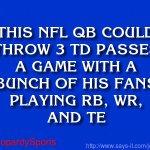 """""""Who is: Tom Brady?"""" #JeopardySports https://t.co/rE5ynHjhDi"""