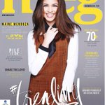 Maine 1st Solo Magazine cover Sold out! Wish you can reprint this megmagazine mainedcm  © #ALDUBKiligContinues https://t.co/VnNalQaDMi