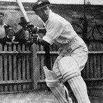 6,996 runs at an average of 99.94 - #OnThis Day in 1928, the great Donald Bradman made his Test debut https://t.co/YdbmyssLFb
