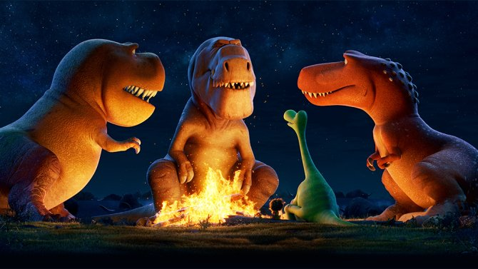 GoodDinosaur, Creed can't break Thanksgiving box office records