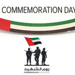 Good morning! Follow the hashtag #GNSalutes as we honour UAE martyrs on #CommemorationDay. https://t.co/l7Lkt7kuJi