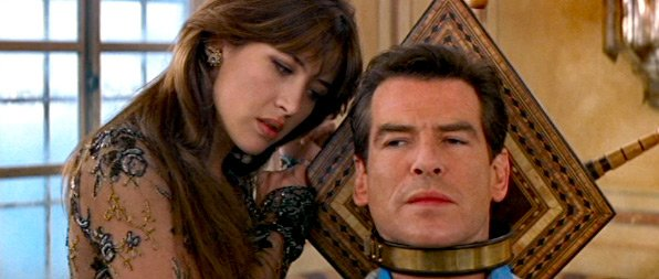 James Bond The World Is Not Enough Elektra