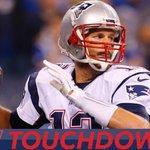Tom Brady + Scott Chandler = SIX. #Touchdown @Patriots! #NEvsDEN https://t.co/GM59c2k55w
