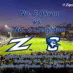 #RizeUp Akron it is your time to shine and show the Zips your support as we host Creighton on Saturday. @ZipsMSoc https://t.co/GSep4V3jMD
