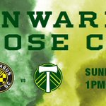 Its all set. Heading to Ohio to take on @ColumbusCrewSC in #MLSCup! #RCTID #OnwardRoseCity https://t.co/rfyz3pp6iF