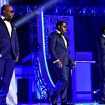 They might cause an increase in child births in 9 months! Boyz II Men ladies and gents! #SoulTrainAwards https://t.co/L4tYm5R2sV