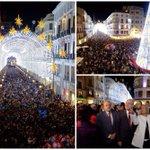 #FelizLunes #Malaga se enciende bajo un manto estrellado para recibir la #Navidad2015 vía Cadena SER Málaga https://t.co/bQ5YVcHhxV