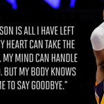 Kobe Bryant retiring after the season sets himself, and the Lakers, free (by @BenGolliver) https://t.co/5mhM24Ze0x https://t.co/nbahFlktB8