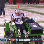 Gronk ruled out with leg injury. Gronk sad. https://t.co/vYpV0ABALe