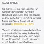 ALDUB NATION! PLEASE SPREAD AND RT!!! TRY LANG NATIN TO, GUYS! :) #ALDUBKiligContinues https://t.co/ruyZQCo23X
