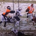 And heres the holding call on the OT Touchdown run... Oh nevermind, were in Denver. https://t.co/zSDWBJFaH5