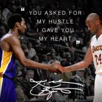 There will never be another Kobe Bryant. ???? #ThankYouKobeBryant https://t.co/xol1caBxVs