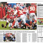 @TheBuffaloNews @TBNSports @viccaruccis Inside the Game: #Bills D cant stop #Chiefs, score on 6 of 7 possessions. https://t.co/XGeZpe8pHS