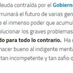 La deuda de Rajoy arruinará a varias generaciones https://t.co/ENgueqeZq1 https://t.co/43neE5BDqX